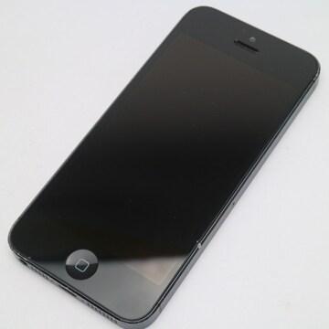 ●安心保証●判定○●良品中古●iPhone5 64GB ブラック●白ロム