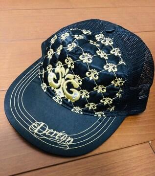 DEREON デレオン キャップ 帽子 ビヨンセ 百合
