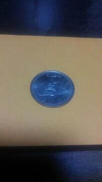 ◆長野オリンピック冬季競技大会記念/500円/白銅貨/1次/並品