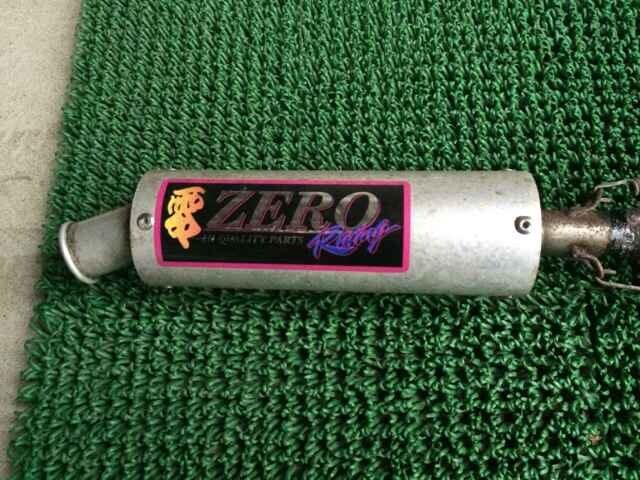 ホンダ ライブディオ ZX AF35 ZERO 零 チャンバー マフラー < 自動車/バイク