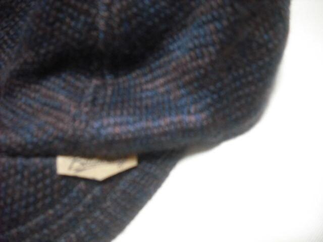 mn12 男 BILLABONG ビラボン ニット野球帽 S-Mサイズ 茶紺 < ブランドの