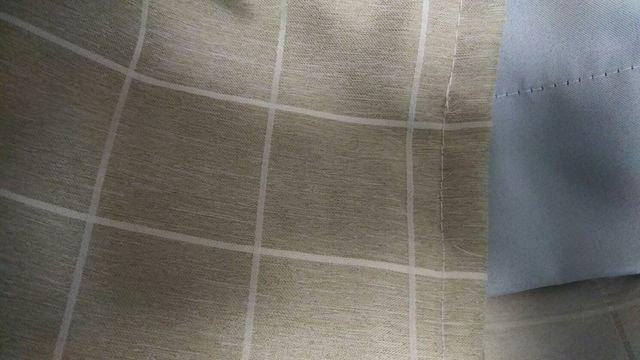 遮光カーテンとレースのカーテンの4枚セット 美品 < インテリア/ライフの