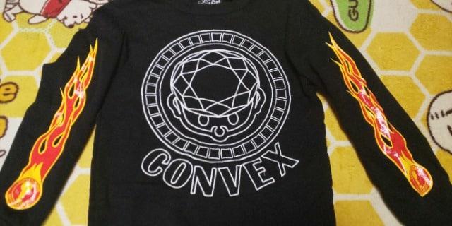 convex★トレーナー120 < ブランドの