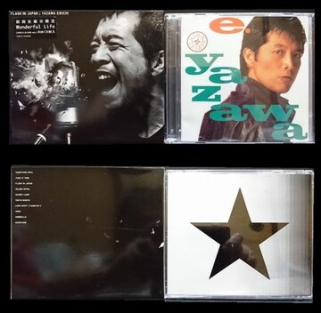 矢沢永吉 FLASH IN JAPAN/EIKICHI YAZAWA TOCT-24280 2枚組 中古
