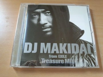 MAKIDAI from EXILE CD「Treasure MIX」●