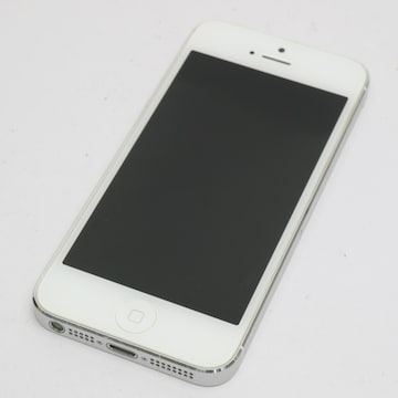 ●安心保証●美品●au iPhone5 16GB ホワイト●白ロム