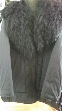 Max Maraファー襟コート