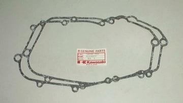 KE125 KH125 KS125 KX125クラッチカバー・ガスケット1枚 絶版