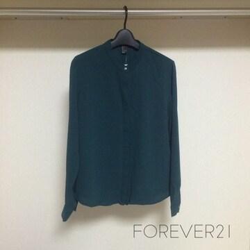 FOREVER21 シフォンシャツ