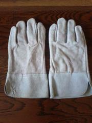 作業用革手袋