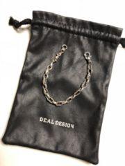 DEAL DESIGN ディールデザイン シルバー ブレスレット 925