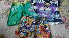 JAM3点まとめうりTシャツ、ショートパンツ、ハーフパンツ