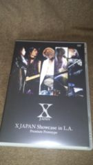 X  Japan  showcase  in  L.A.