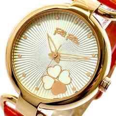 フォリフォリ 腕時計 レディース WF15R029SPW-OR クオーツ