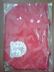 新品ミニトートバッグ赤+@¥100スタ