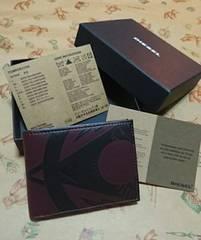 ディーゼル☆シックで素敵なお色の折り財布
