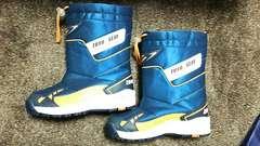 長靴ブーツ24.0�a新品同様雪対応