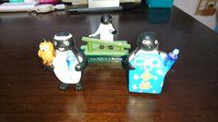 Suica ペンギンセット フロムアクアのおまけ スイカ マグネット