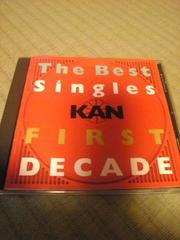 KAN(カン)ベストCD 帯無し