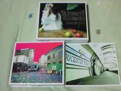 CD+DVD 水樹奈々 7thアルバム ULTIMATE DIAMOND