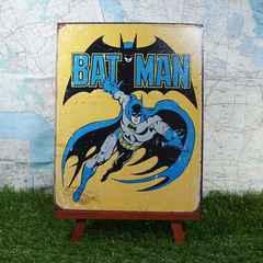 新品【ブリキ看板】Batman/バットマン アメリカンヒーロー