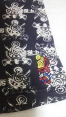 〓秋冬素材〓中モア七分袖ズボンヒスミニ総柄110〓剣X〓