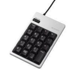 【送料込】ELECOM USBテンキーパッド[テンキーボード]