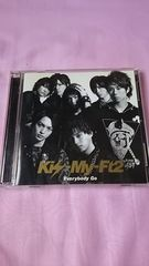Kis-My-Ft2★Everybody Go★CD&DVD★キスマイ48175