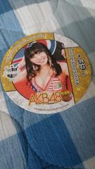 AKB48水着サプライズ藪下柊カフェコースター