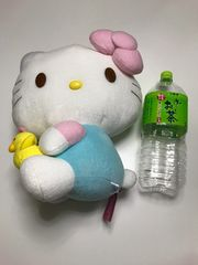 101)@キティ@キティーちゃんぬいぐるみ中サンリオHello Kitty