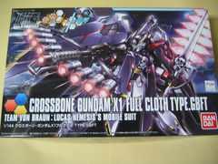 1/144 HGBF-035 クロスボーン・ガンダムX1フルクロス TYPE.GBFT 新品