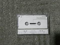 録音使用済カセットテープ ソニー メタルマスター 60 メタルポジション セラミックコンポジェット