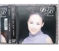 KF  松田聖子  seiko '96-'98