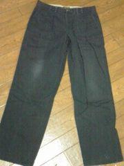 ドッカーズ 黒パンツ 33