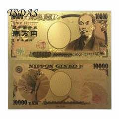 1枚セット!一万円札 レプリカ ゴールド 風俗 金運アップ