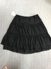 新品 フリルたっぷりスカート