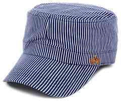 インダストリーズ 帽子 ワークキャップ 柄8