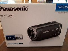 Panasonic(HC-W580M)ホワイト ワイプ撮り★