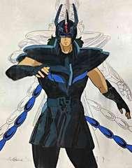 聖闘士星矢 暗黒聖闘士 ブラックフェニックス