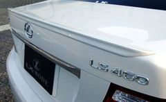 トランクスポイラー 塗装済 レクサス LS