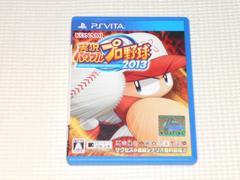 PS VITA★実況パワフルプロ野球2013