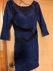 sobre ドレス M 紺色?