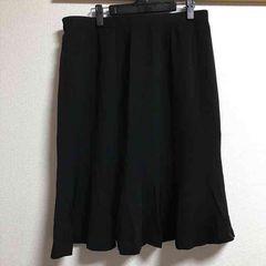 ★黒×フレアスカート  15号★