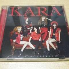 KARA GIRLS FOREVER/初回B盤/美品