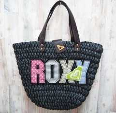 ROXY ロキシー カゴバッグ ブラック/KRBG317
