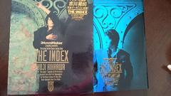 吉川晃司「10周年記念 写真集/THE INDEX」complex