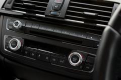 BMWエアコンオーディオリング3点セット 3シリーズ用  F30 F31