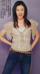 菊川怜【DODA】2002年5月15日号