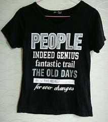 160サイズ Tシャツ 半袖 子供から小柄な大人の方も〜