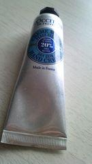 未使用ロクシタン シアハンドクリーム